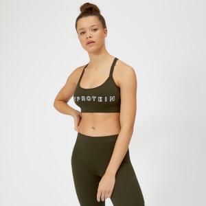 The Original Sports Bra - Dark Khaki