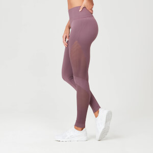 Shape Seamless Leggings - Mauve
