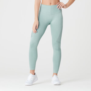 Shape Seamless Leggings - Seafoam