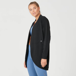 MP Superlite Cardigan - Black
