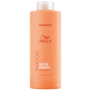 Wella Professionals Care Invigo Nutri-Enrich Deep Nourishing Shampoo 1000ml