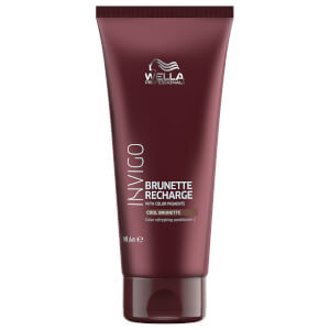 Wella Professionals Care Invigo Color Recharge Cool Brunette Conditioner 200ml