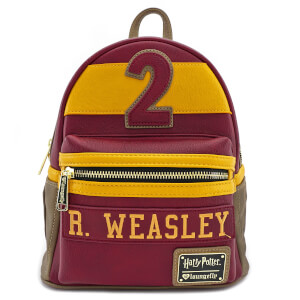 Loungefly Harry Potter Ron Weasley Mini Backpack