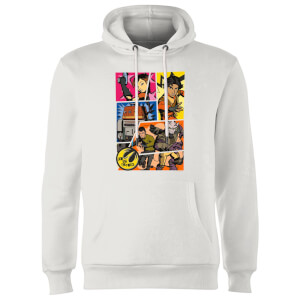 Star Wars Rebels Comic Strip Hoodie - White