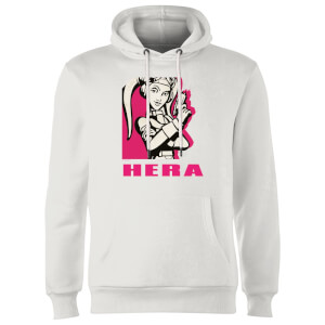 Sudadera Star Wars Rebels Hera - Blanco