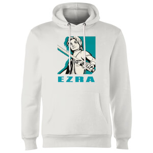 Sudadera Star Wars Rebels Ezra - Blanco