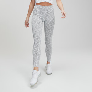 MP Women's Power Leggings - Light Space Dye
