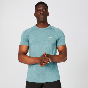 Performance T-Shirt - Airforce Blue Marl