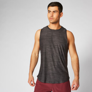 Myprotein Dry Tech Infinity Tank Top - Slate Marl