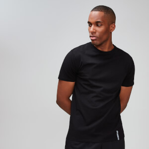 MP Luxe Classic Crew T-Shirt - Black