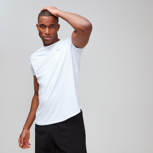 MP Men's Dry Tech Training Essentials T-Shirt - White