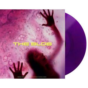 Bande-Originale Vinyle Le Blob - BO 1988 Exclusivité Zavvi (200 Exemplaires) - Violet