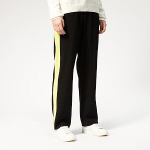 KENZO Women's Side Stripe Jog Pants - Black