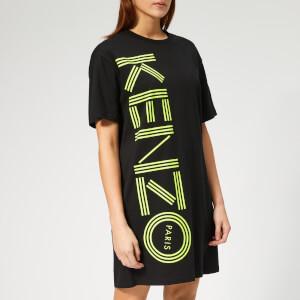 KENZO Women's KENZO Sport Comfort Tee Dress - Black