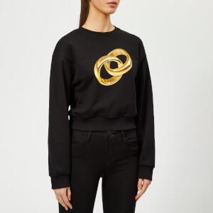 KENZO Women's Bold Sweatshirt - Black