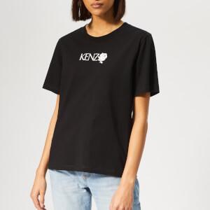 KENZO Women's Comfort T-Shirt - Black