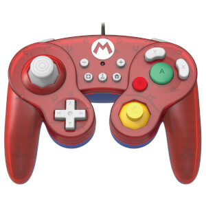 Nintendo Switch Battle Pad - Mario (Wired)