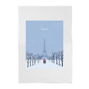 Paris Cotton Tea Towel