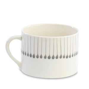 Nkuku Iba Ceramic Mug - Grey