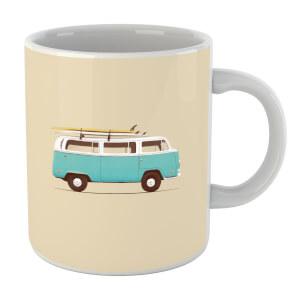Florent Bodart Blue Van Mug