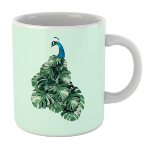 Jonas Loose Peacock Mug