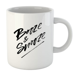 Booze & Snooze Mug