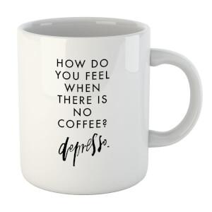 PlanetA444 Depresso Mug