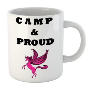 Rock On Ruby Camp & Proud Mug