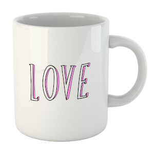 Rock On Ruby Love Mug