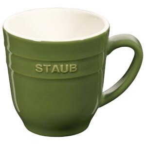 Staub Ceramic Round Mug 350ml - Basil