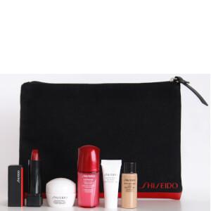 Shiseido Beauty Essentials Set (Free Gift) (Worth £66.00)