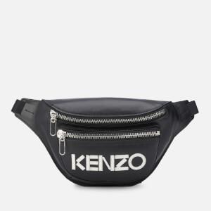KENZO Women's Logo Bumbag - Black