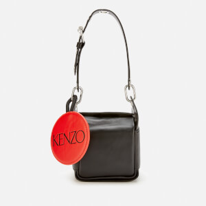 KENZO Women's Mini Hobo Bag - Black