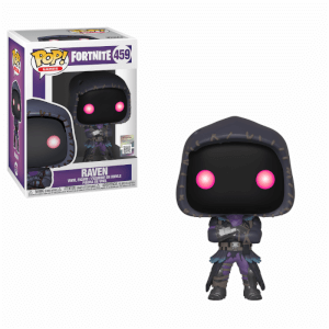 Pop! Games: Fortnite S2 - Raven Pop! Vinyl