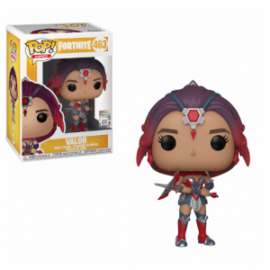 Figura Funko Pop! - Valor - Fortnite
