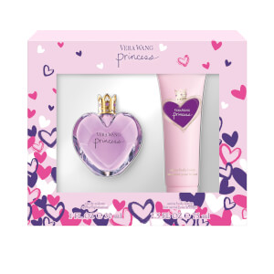 Vera Wang Princess Gift Set 30ml Eau De Toilette and 75ml Body Lotion (Worth £40)
