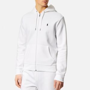 Polo Ralph Lauren Men's Double Knit Tech Hoody - White
