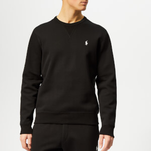 Polo Ralph Lauren Men's Double Knit Tech Sweatshirt - Polo Black