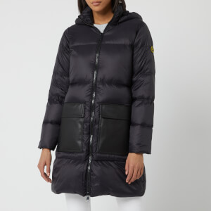 Armani Exchange Women's Puffa Coat - Black