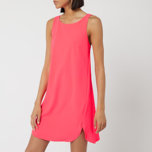 Armani Exchange Women's Shift Dress - Pink