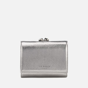 Ted Baker Women's Valery Mini Bobble Purse - Gunmetal