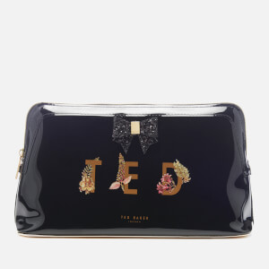 Ted Baker Women's Keeley Pirouette Ted Washbag - Black