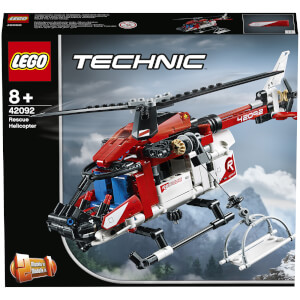 LEGO Technic: Rescue Helicopter 42092
