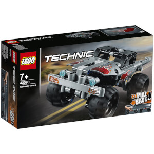 LEGO Technic: Fluchtfahrzeug 42090