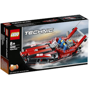 LEGO Technic: Power Boat 42089