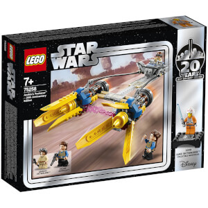 LEGO Star Wars Classic: Anakin's Podracer™ – 20th Anniversary Edition 75258
