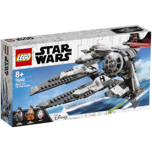 LEGO Star Wars Classic: Black Ace TIE Interceptor (75242)