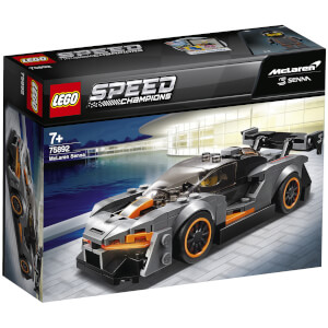 LEGO McLaren Senna Car Toy Collectible Model (75892)