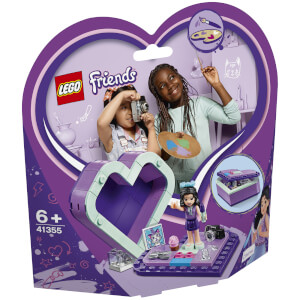 LEGO Friends: Emma's Heart Box (41355)