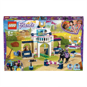 LEGO Friends: Stephanie's Horse Jumping Playset (41367)
